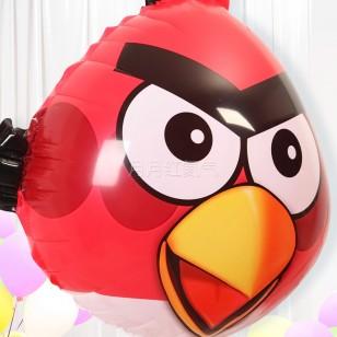 18英寸憤怒小鳥鋁膜氣球 兒童生日派對