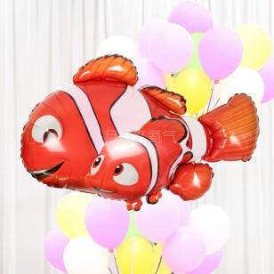 海洋生物 小醜魚尼莫