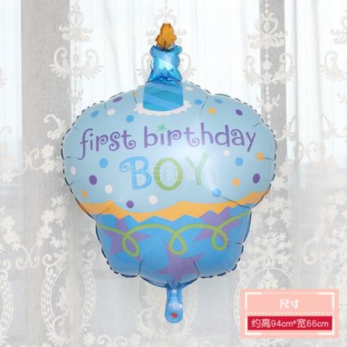 baby藍色大蛋糕