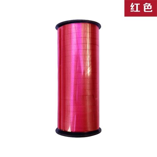 紅色 氣球絲帶綵帶 90米長
