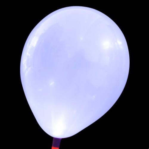 發光氣球 白色