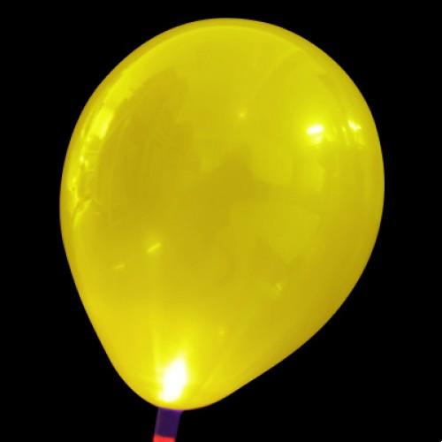 發光氣球 黃色