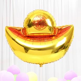 開業慶典布置金元寶氣球