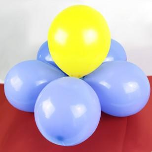 氣球夾 5合1氣球卡夾 梅花夾