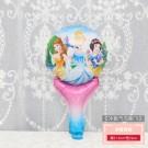 寶藍色冰雪3公主